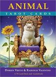 Animal Tarot af Doreen Virtue