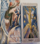 Aleister Crowley Thoth tarot - DA