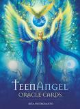 Teen Angel Oracle kort
