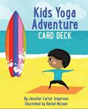 Kids Yoga Adventure kort