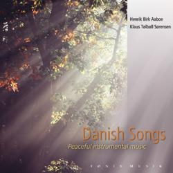 Danish songs. CD