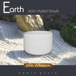 Earth - solo crystal bowls. CD
