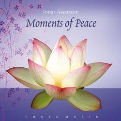 Moments of peace. CD
