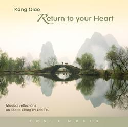 Return to your heart. CD