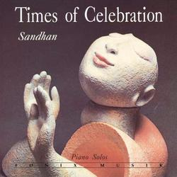 Times of celebration. CD