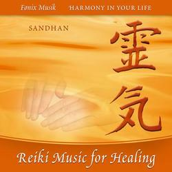 Reiki music for healing. CD