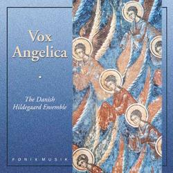 Vox angelica. CD