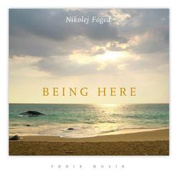 Being here. CD