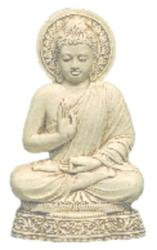 BUDDHA Wall Plaque S
