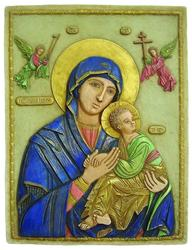 Ikon-tavle: 'Our Lady of Perpetual Help
