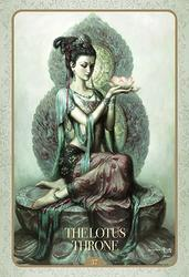 Kuan Yin Oracle Cards - DA
