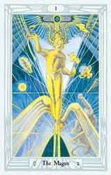 Thoth Tarot (Crowley)