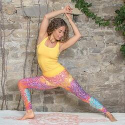 Yoga -legging Rainbow