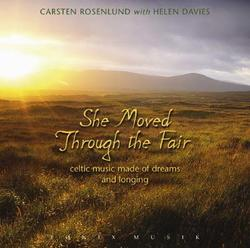 She moved through the fair. CD