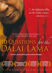 10 QUESTIONS FOR THE DALAI LAMA. DVD