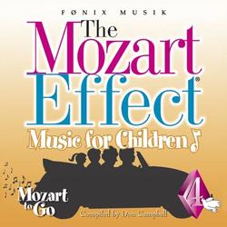 Children 4 - mozart to go. CD