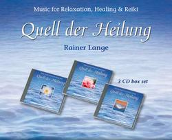 Quell der heilung 3-cd-box. CD