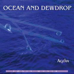 Ocean and dewdrop. CD