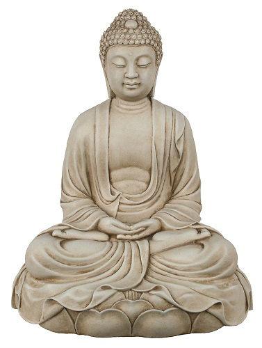 K b buddha statue online i e m rket webshop for Buddha figur