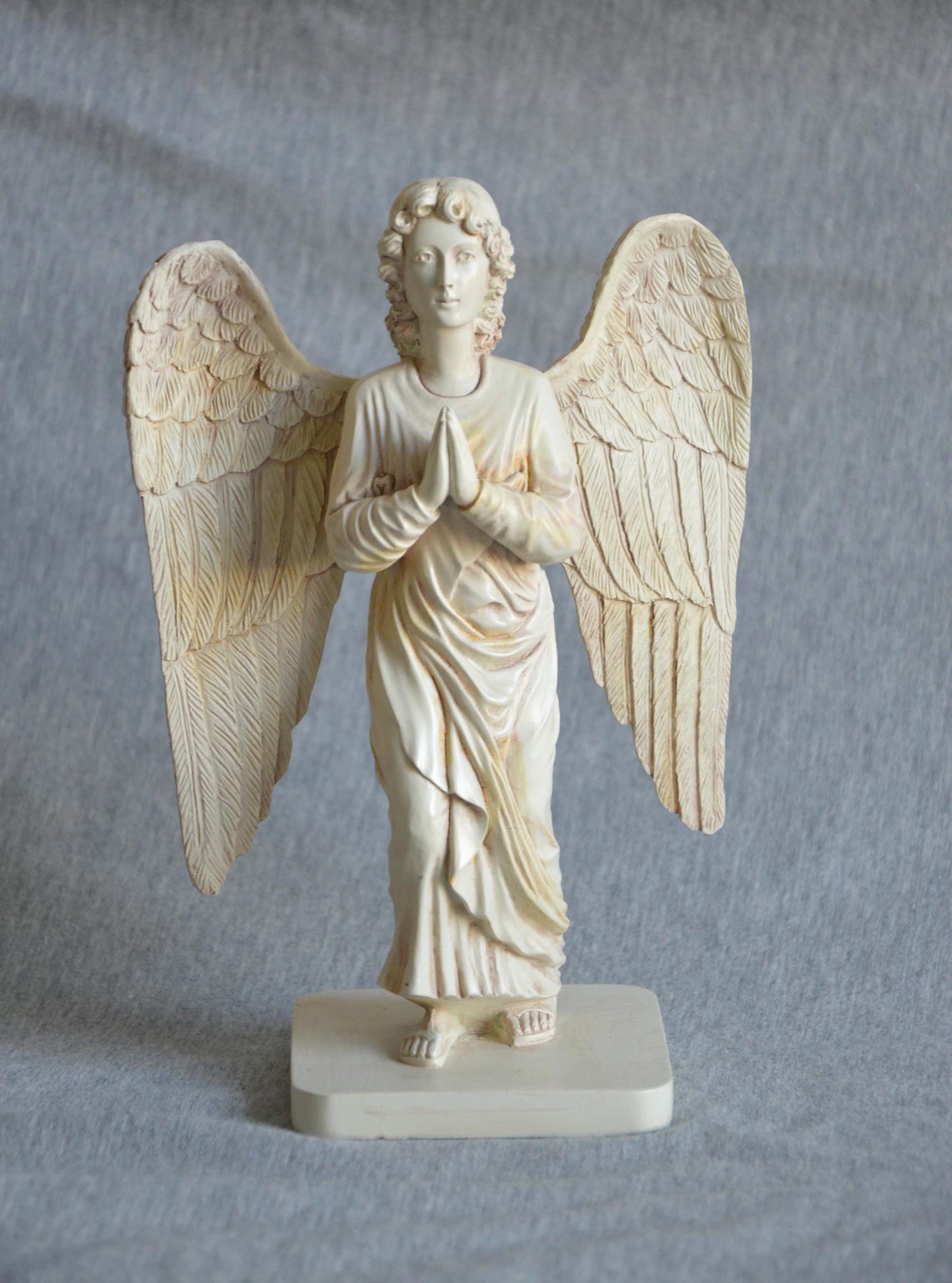 Tidsmæssigt Køb Ærkeenglen Gabriel figur online til en lav pris HP-91